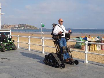 sillas de ruedas ONTRACK