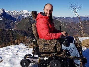 sillas de ruedas electricas todoterreno
