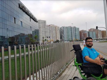 sillas de ruedas motorizadas todo terreno