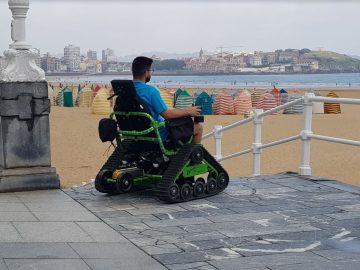 vacaciones accesibles alquiler sillas de ruedas