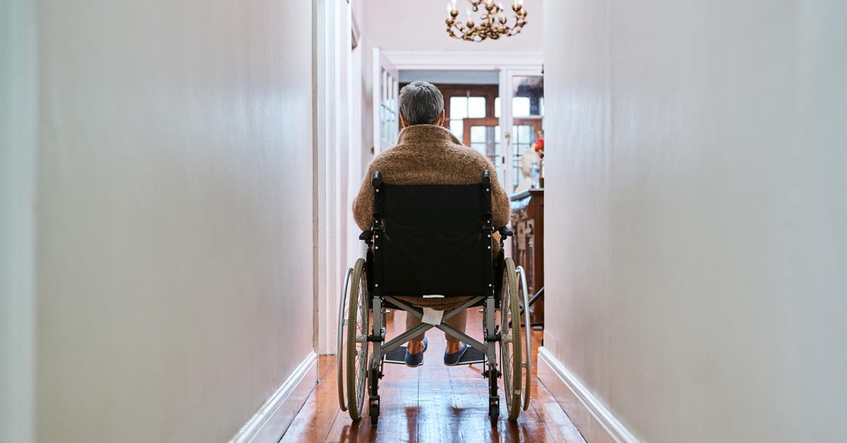 Resultado de imagen de silla de ruedas hogar