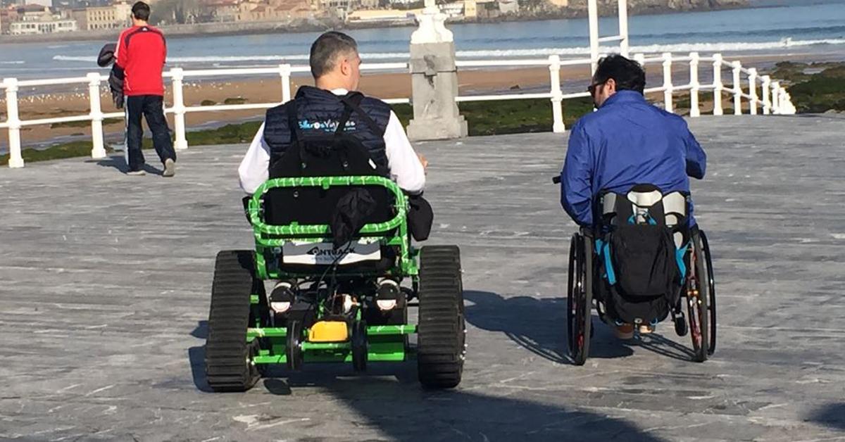 sillas de ruedas electricas precios